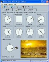 Salaat Time screenshot 2