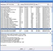 HD Tach screenshot 3