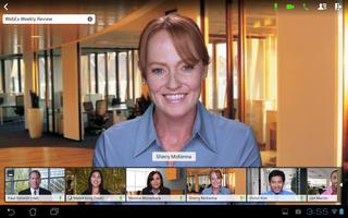 Cisco WebEx Meetings screenshot 11