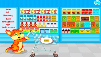Sweet Cookies - Game for Girls screenshot 3