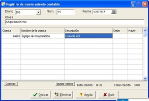 Contalux screenshot 3