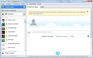 Skype Beta screenshot 5