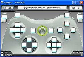 Xpadder screenshot 5