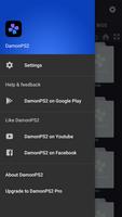 DamonPS2 - PS2 Emulator - PSP PPSSPP PS2 Emu screenshot 10