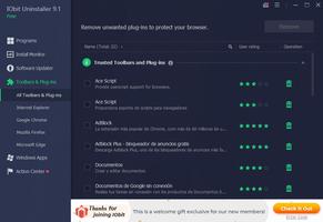 IObit Uninstaller screenshot 9