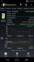 Battery Monitor Widget screenshot 12