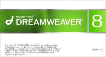 Macromedia DreamWeaver screenshot 3