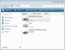 BullZip PDF Printer screenshot 2