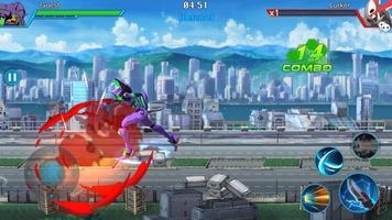 Evangelion: Eva Dawn screenshot 13