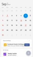 Mi Calendar screenshot 2