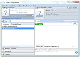 Skype screenshot 10