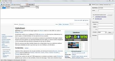ePub Maker screenshot 2