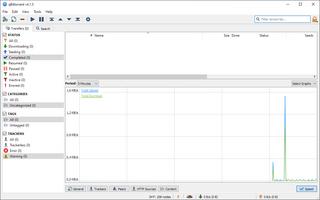 qBittorrent screenshot 3