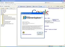 Internet Explorer screenshot 4