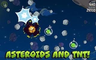 Angry Birds Space screenshot 4