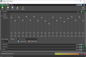 DeskFX Free Audio Enhancer Software screenshot 2