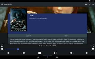 Yatse, the Kodi Remote screenshot 4