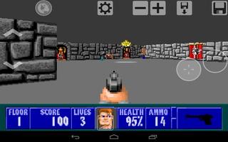 Wolfenstein 3D Touch screenshot 3