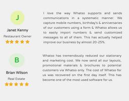 Whatso - WhatsApp Marketing Software screenshot 5