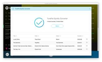 TunePat Spotify Converter for Mac screenshot 6