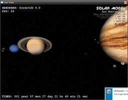 Solar Model 3D screenshot 5