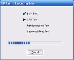HD Tach screenshot 5