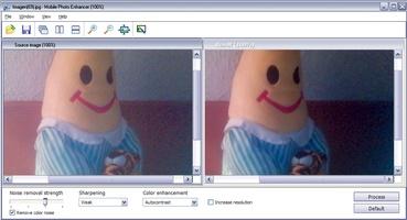 Mobile Photo Enhancer screenshot 2
