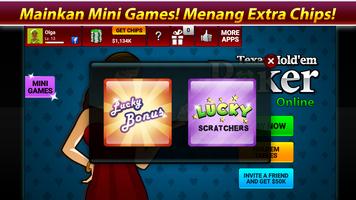 Texas Holdem Poker Online Free - Poker Stars Game screenshot 9