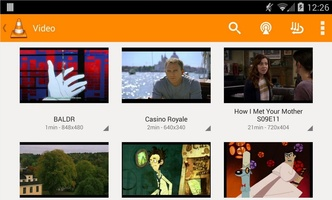 VLC for Android screenshot 3