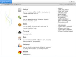 Express Invoice Professional screenshot 4