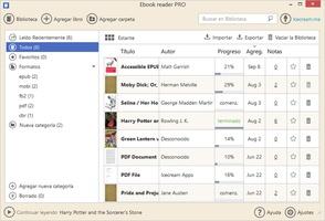 IceCream Ebook Reader screenshot 5