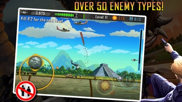 Death Worm Free screenshot 5