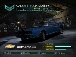 Need for Speed Carbon screenshot 4
