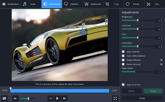 Movavi Video Converter screenshot 4