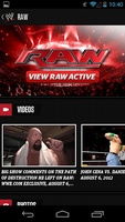 WWE screenshot 4