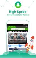 Dolphin Browser HD screenshot 4