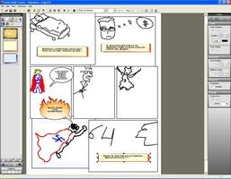 Comic Book Creator screenshot 2