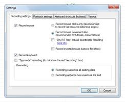Macro Recorder screenshot 2