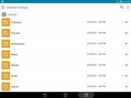ASUS File Manager screenshot 6