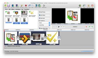 PhotoStage Free Slideshow Maker for Mac screenshot 7