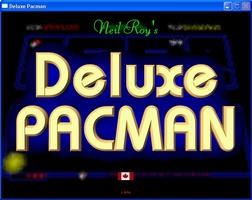Deluxe Pacman screenshot 3