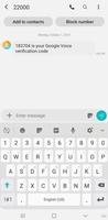 Samsung Messages screenshot 7
