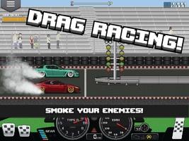 Pixel Car Racer screenshot 2