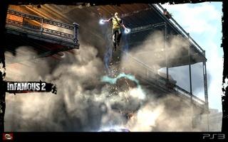 Infamous 2 screenshot 2