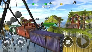 Bike Stunt Tricks Master screenshot 8