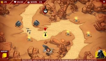 Star Wars: Galactic Defense screenshot 2