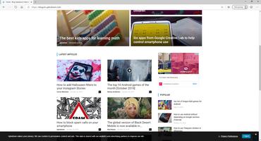 Microsoft Edge screenshot 2