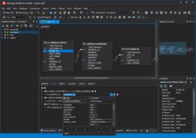 dbForge Studio for Oracle screenshot 4