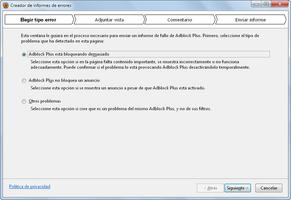 AdBlock Plus for Firefox screenshot 6