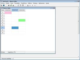 Infostat screenshot 2